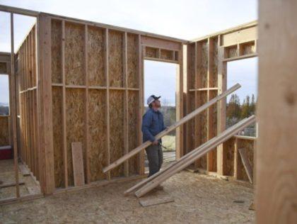 Disaster Averted: Homebuilding Rose in October