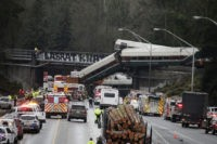 Live Updates: Amtrak Train Derails Near Dupont, Washington