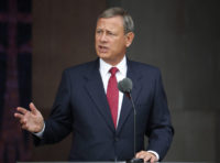 Chief Justice John Roberts Pushes Back Against Trump's 'Obama Judge' Remark