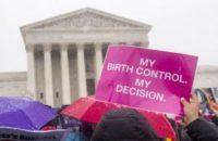 Judge blocks Trump birth control coverage rollback