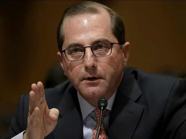 Azar: New York, Michigan, Minnesota, and Wisconsin 'Failing' Vaccine Rollout by Micromanaging