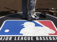AP Charles Rex Arbogast MLB Logo