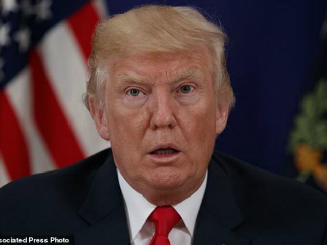 AP Trump Stunned