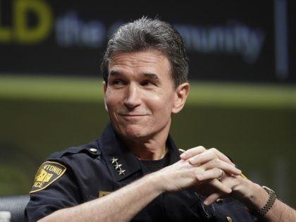 San Antonio police chief Chief William P. McManus