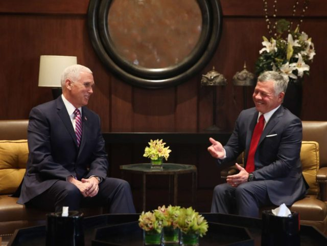 CAROLINE GLICK: Jordan's King Abdullah Disrespects America — Because He Can