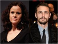 Ally Sheedy James Franco Getty