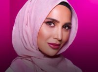 L'Oreal Hijab Model Amena Khan Steps Down over Tweets Calling Israel 'Child Murderers'