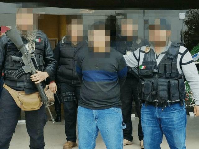Arrested cop