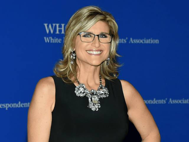 "In this April 30, 2016 file photo, CNN's ""Legal View"" host Ashleigh Banfield attends the White House Correspondents' Association Dinner in Washington. Banfield will join CNN sister channel HLN as host of a prime-time program covering social and legal issues. She announced the new job on her program Thursday, saying …"