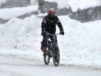 Bike Rider, Climate Change
