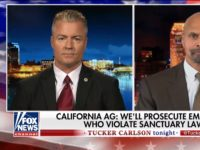 CA Assemblyman, GOP Gubernatorial Hopeful Travis Allen: 'Arrest Xavier Becerra'
