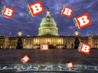 Capitol Bldg with Breitbart B's