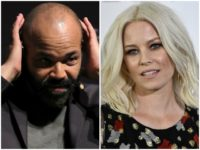 Jeffrey Wright Elizabeth Banks Getty