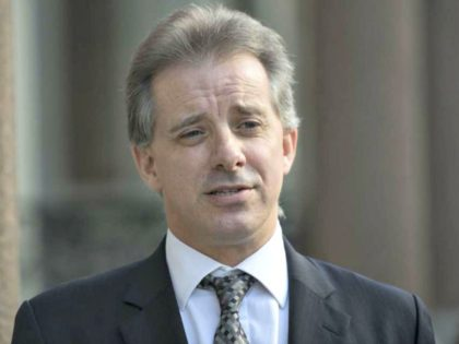 Report: Ex-British Spy Christopher Steele Passed Fusion GPS 'Pee Dossier' to U.K. Intelligence