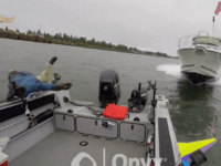 GoPro Camera Catches Dramatic Video of Motorboat Ramming Full Speed Into a Fishing Boat