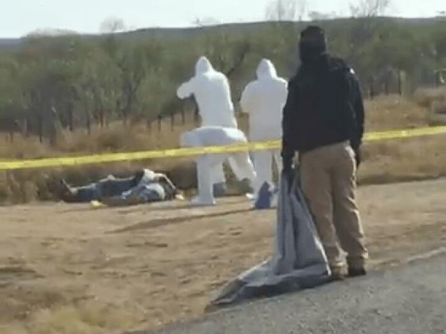 Coahuila Execution