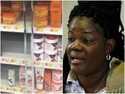 Essie Grundy is taking a Walmart in Perris, California, to court saying she felt like a second-class citizen because items popular with African American customers were locked behind glass doors.