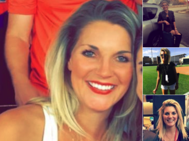 Sports Reporter Courtney Roland - HPD Missing Persons