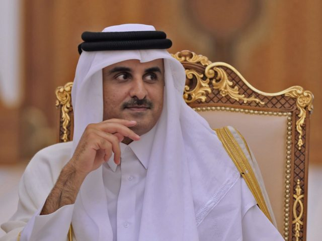 Current Emir of Qatar (Karim Jaafar / AFP / Getty)