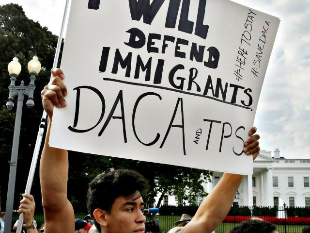Trump administration appeals against 'Dreamer' immigrant ruling to top court