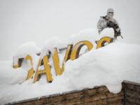 Trump wins Davos raves for 'landmark' tax cut