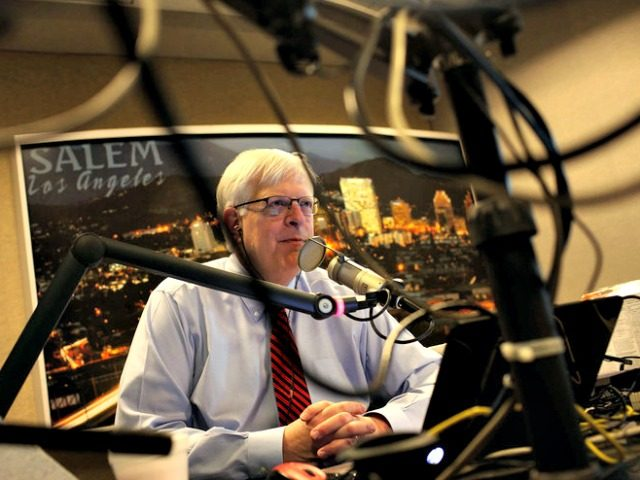 Dennis Prager: Breitbart News Has Some of the 'Most Impressive People I Know'