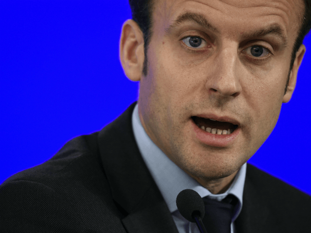 France's Macron to Tackle Very Old Problem