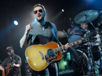 ATLANTA, GA - FEBRUARY 14: Singer/Songwriter Eric Church Celebrates the release of his new album 'The Outsiders' with The Outsiders Live Tour at the Buckhead Theatre on February 14, 2014 in Atlanta, Georgia. (Photo by Rick Diamond/Getty Images)