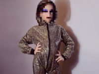"Erotic clothing store House of Mann names a 9 year old boy as their ""covergirl"""