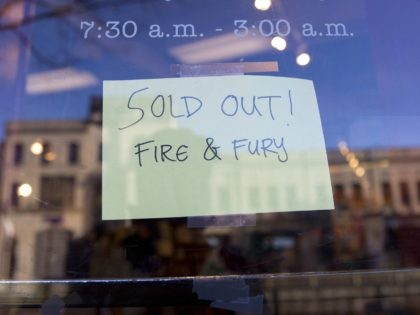 Fire and Fury (Pablo Martinez Monsivais / Associated Press)