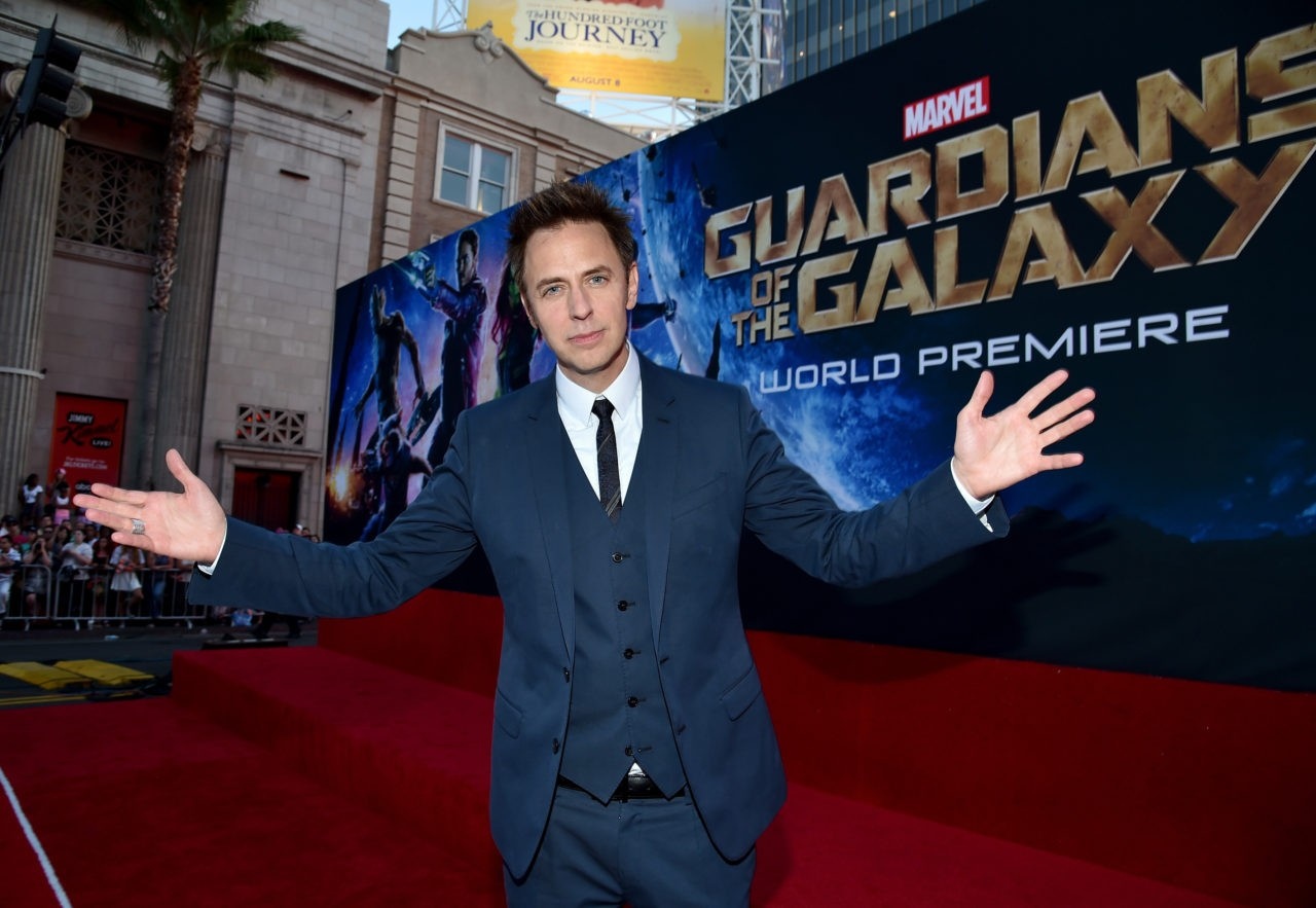'Guardians Of The Galaxy' Director James Gunn Offers $100000 If Trump Will Step On A Scale