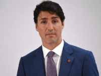Canada's Prime Minister Justin Trudeau attends a panel discussion on the second day of the G20 Summit in Hamburg, Germany, July 8, 2017. Leaders of the world's top economies gather from July 7 to 8, 2017 in Germany for likely the stormiest G20 summit in years, with disagreements ranging from …