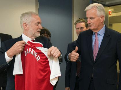 Corbyn Demanded Arsenal Boycott After Israeli Tourism Score Sponsorship Goal