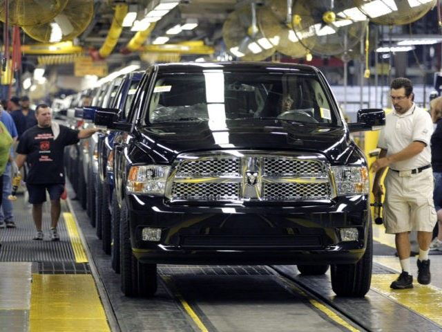 Fiat Chrysler to Reopen Idled Detroit Plant, Bring 6.5K U.S. Jobs Back to Michigan
