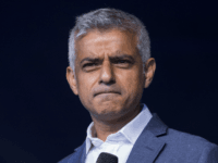 Mayor Khan: 'I Can't Solve London Knife Crime,' Blames Right Wingers