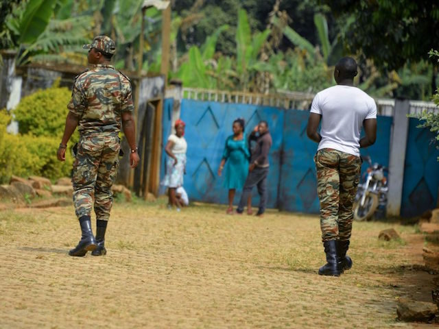CAMEROON-CURFEW-ANGLOPHONE-UNREST