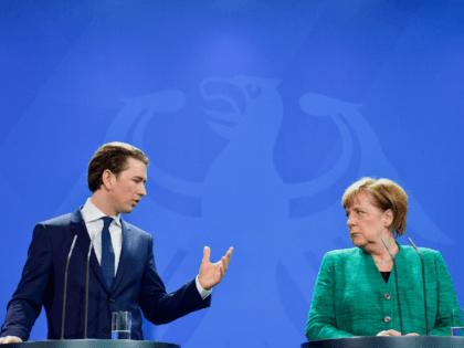 Merkel and Kurz