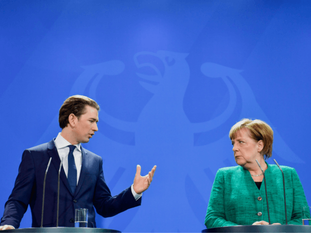 Make-or-break vote on Merkel coalition talks