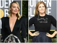 Golden Globes Best and Worst Dressed Getty