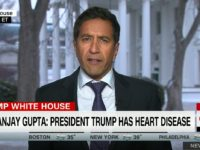 Watch: CNN's Sanjay Gupta Diagnoses Donald Trump With Heart Disease