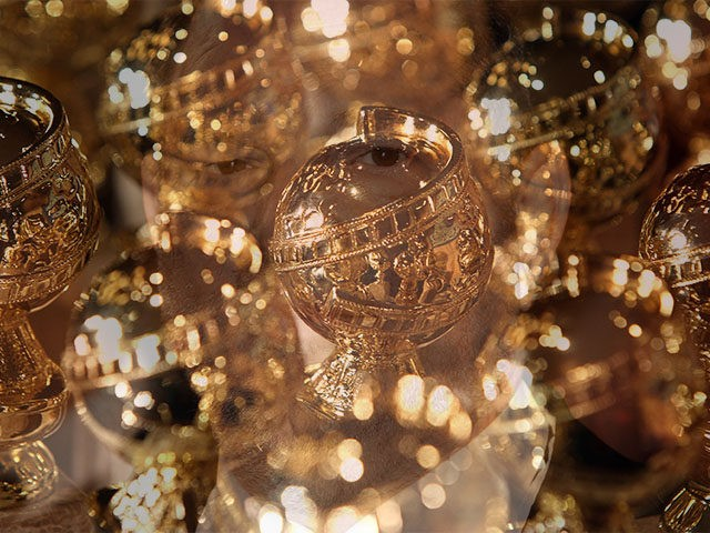 Harvey Weinstein Globes Getty