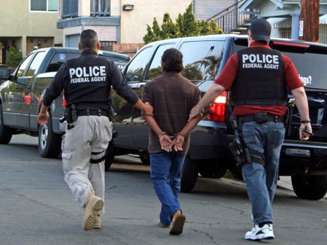 ICE Agents in Southern California