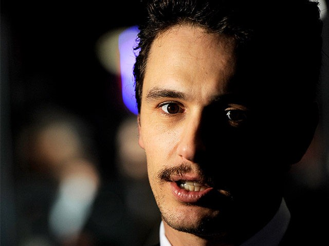 LONDON, ENGLAND - OCTOBER 28: Actor James Franco attends the European Premiere of '127 Hours' during the closing gala of the 54th BFI London Film Festival at the Odeon Leicester Square on October 28, 2010 in London, England. (Photo by Ian Gavan/Getty Images)