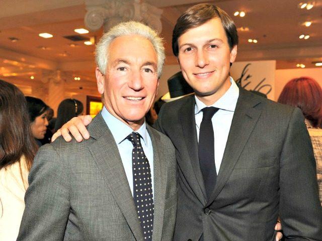 Jared Kushner and Dad