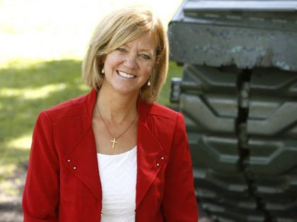 Jeanne Ives (Courtesy Ives for Illinois)