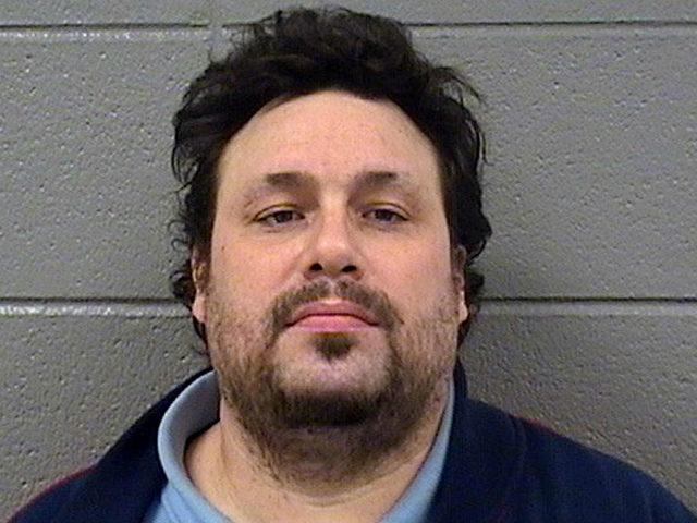 Joseph Roman, 38, of Chicago, is charged with predatory criminal sexual assault in a case involving three girls under age 13. (Cook County sheriff's office)