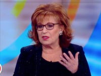 Joy Behar: America Was the Good Guys 'And Now We're Not' Under Trump
