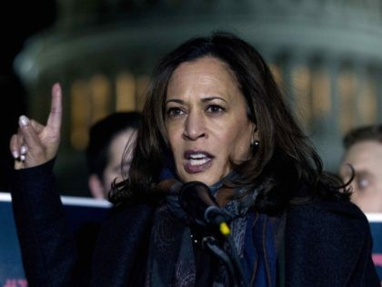 Kamala Harris (Jose Luis Magana / Associated Press)