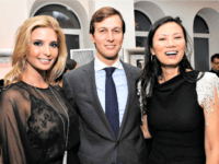 Report: Counterintelligence Officials Warned Jared Kushner Wendi Deng Murdoch Could Be Pushing Chinese Interests