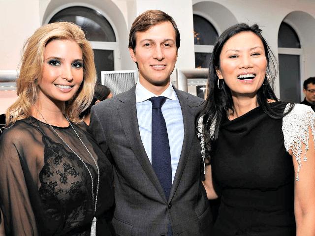 Kushner, Ivanka, Wendi Murdoch